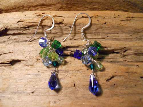 Underwater Dream Earrings